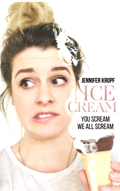 Ice Cream Front Cover Ebook